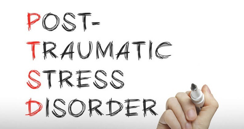 What constitutes trauma when it comes to diagnosing PTSD?