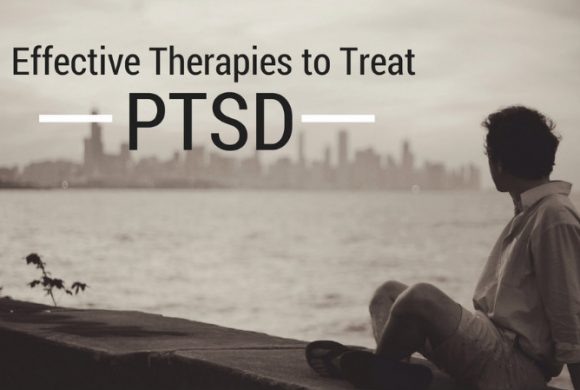 What options are available to treat PTSD?